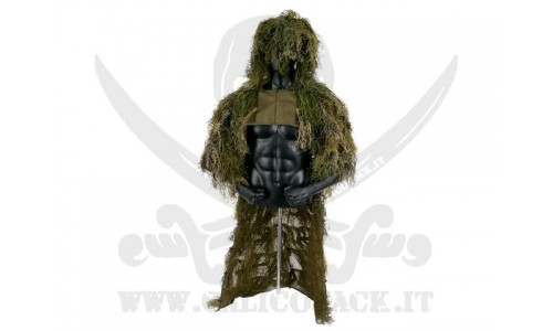 SNIPER GHILLIE SUIT KIT
