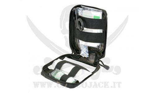 UTILITY MEDICAL POUCH GREEN