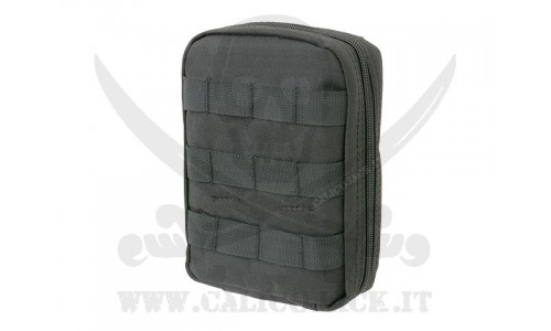 UTILITY MEDICAL POUCH BLACK