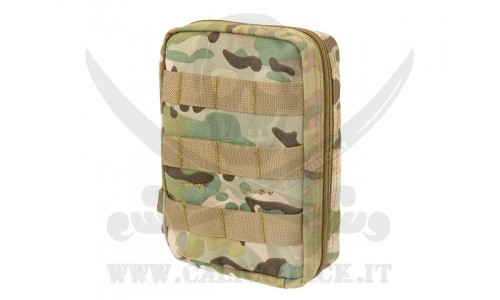 UTILITY MEDICAL POUCH MULTICAM
