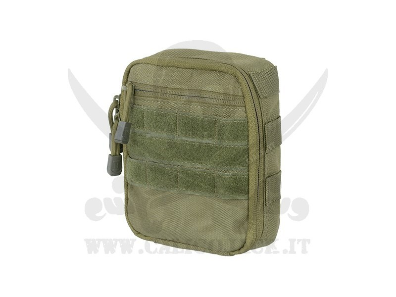 UTILITY POUCH GREEN