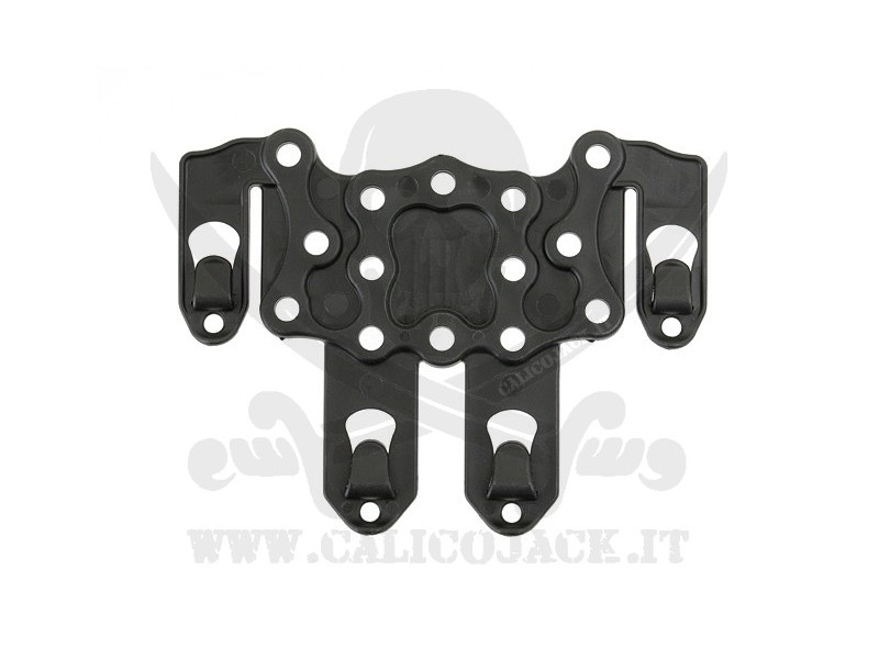 MOLLE ATTACHMENT FOR RIGID HOLSTER