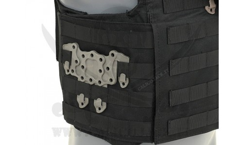 MOLLE ATTACHMENT FOR RIGID HOLSTER TAN