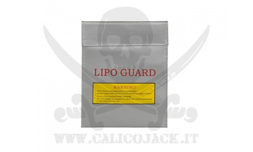 SAFETY BATTERY LI.PO. MEDIUM BAG
