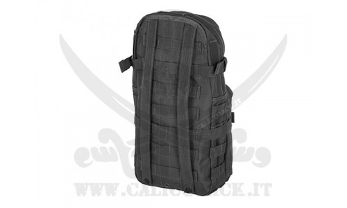 MAP HYDRAT. BACKPACK BLACK