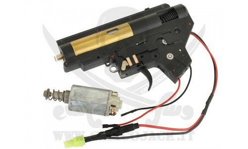CYMA GEARBOX VER.2 8MM POSTERIORE