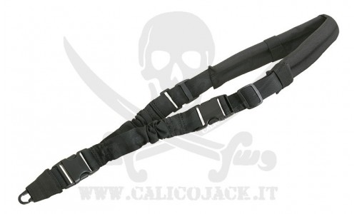 PADDED SINGLE POINT SLING BLACK