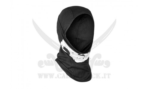 INVADER MPS BALACLAVA SKULL BLACK