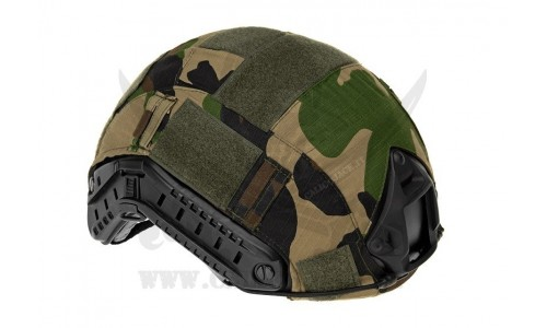 COVER FOR HELMET FAST WOODLAND