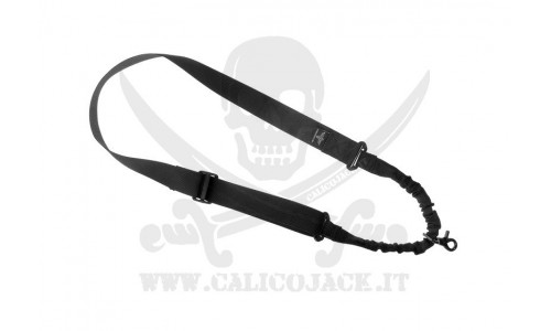 INVADER 1 POINT BUNGEE SLING BLACK