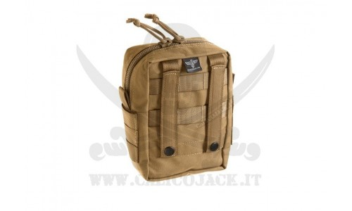 INVADER UTILITY MEDICAL POUCH COYOTE