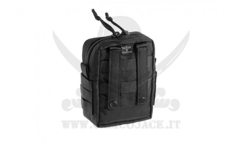 INVADER UTILITY MEDICAL POUCH BLACK