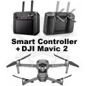 MAVIC 2 + SMART CONTROLLER