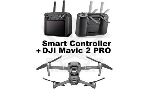 MAVIC 2 PRO + SMART CONTROLLER