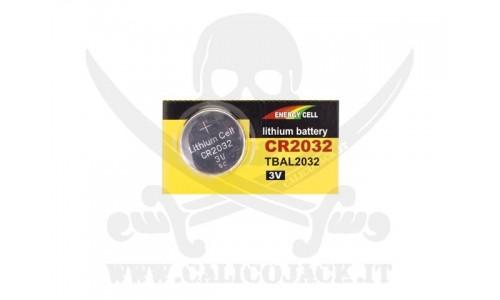 BATTERY CR2032