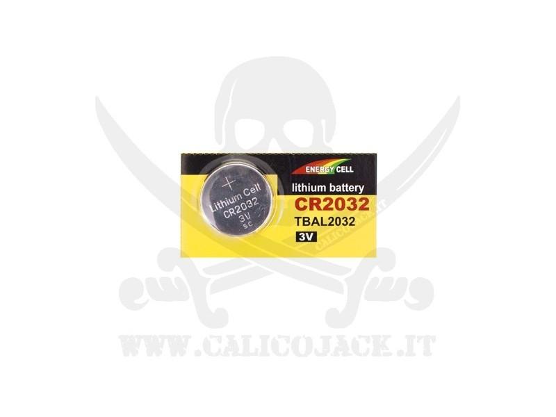 BATTERIA CR2032