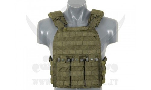 TATTICO DEFENSE PLATE CARRIER OD