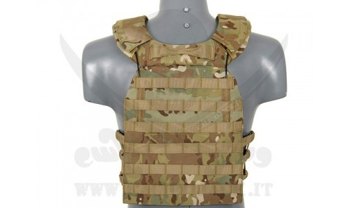 TATTICO DEFENSE PLATE CARRIER MULTICAM