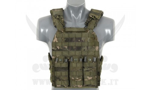 DEFENSE PLATE CARRIER MULT.TROPIC
