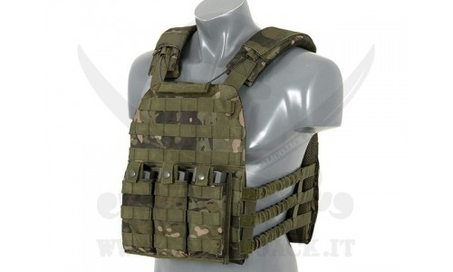 DEFENSE PLATE CARRIER MULTICAM TROPIC