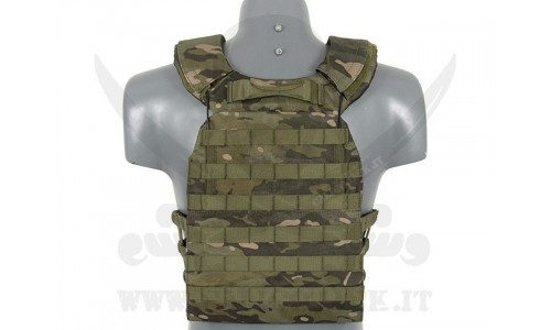 TATTICO DEFENSE PLATE CARRIER MULT.TROPIC
