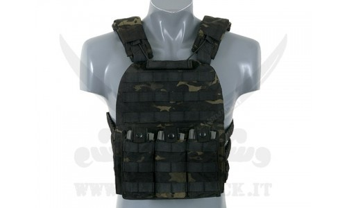 DEFENSE PLATE CARRIER MULT.BLACK