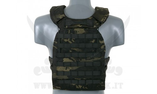 TATTICO DEFENSE PLATE CARRIER MULT.BLACK