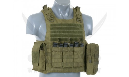 TATTICO AAV FSBE ASSAULT VEST V2 OD