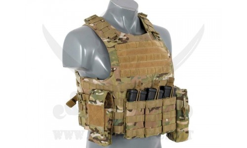 AAV FSBE ASSAULT VEST V2 MULTICAM