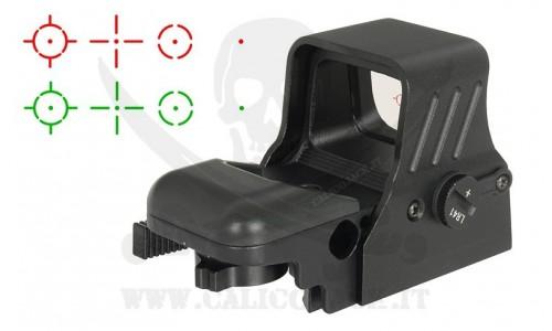 HD118 REFLEX DOT SIGHT TACTICAL