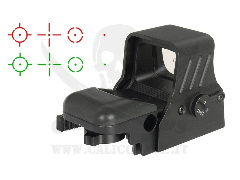 HD118 REFLEX DOT SIGHT TACTICAL