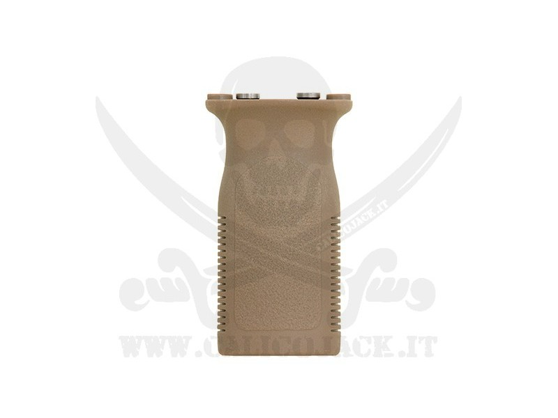 RVG KEY-MOD VERTICAL GRIP COYOTE