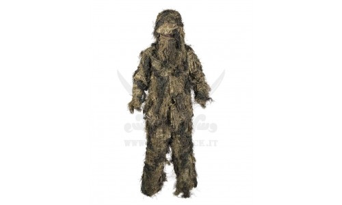 SNIPER GHILLIE SUIT KIT MIL-TEC
