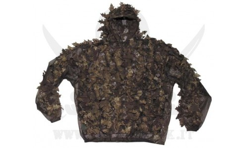 SNIPER GHILLIE REAL TREE 3D MFH