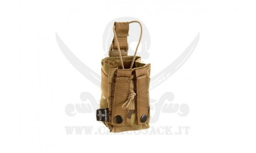 INVADER RADIO POUCH MULTICAM