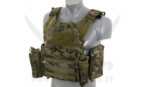 JPC JUMP PLATE CARRIER MULTI.TROPIC