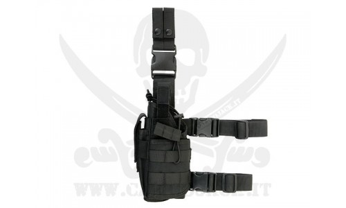 LEFT-HANDED HOLSTER BLACK