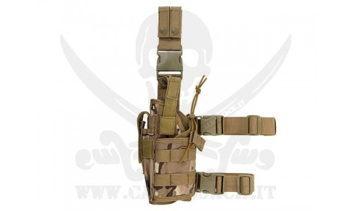 LEFT-HANDED HOLSTER MULTICAM