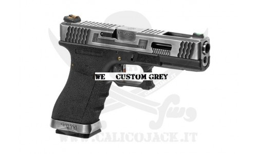 WE G18 GEN.4 GAS/CO2 G-FORCE SILVER