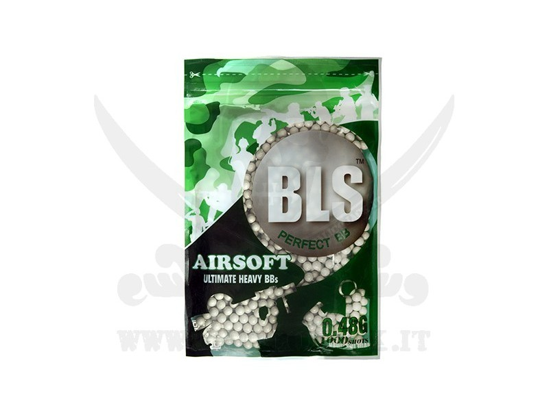 SNIPER PRECISION BB PELLETS 0,48G 1000PC