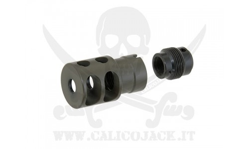 GRIZZLY FLASH HIDER AK