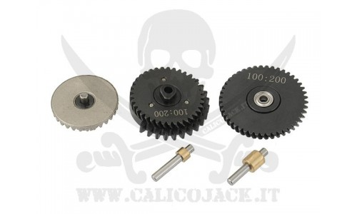 GEAR SET HIGH-TORQUE 100:200