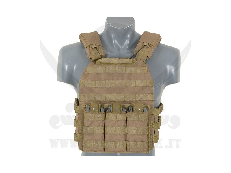 DEFENSE PLATE CARRIER COYOTE