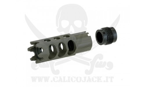HUNTER FLASH HIDER AK