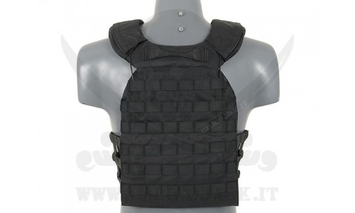 DEFENSE PLATE CARRIER BLACK