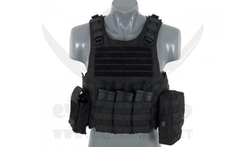 AAV FSBE ASSAULT VEST V2 BLACK