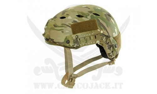 FAST BJ HELMET ADJUSTMENT MULTICAM