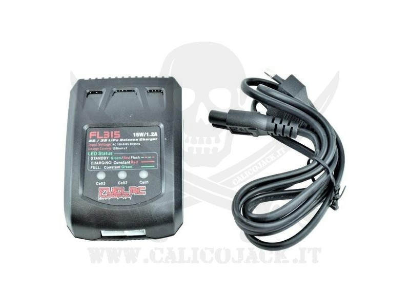 FUEL CHARGER FOR Li.Po 2S/3S
