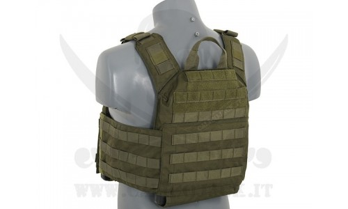 FIRST RESPONDER PLATE CARRIER OD