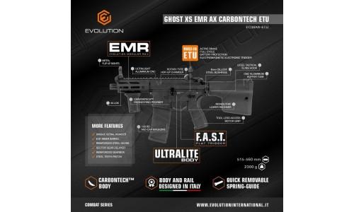 GHOST XS EMR AX Carbontech™ ETU